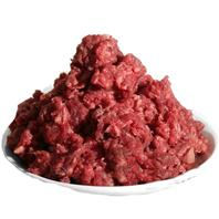 Beef and chopped offal without bone 2 kg