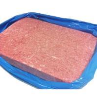 Dinde hachée 100 %  viande (sans os), 10kg